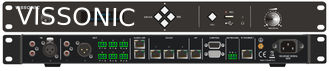 China DSP Conference Video Wall Processor Networked One CAT5e Cable Easy To Install supplier