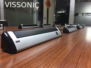 China Head - Set Interface Conference Room Microphone Array , Boardroom Microphone System supplier