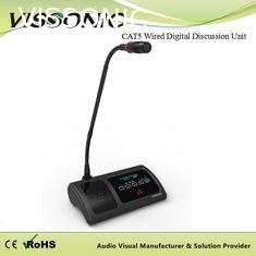 China Vissonic ABS Audio Conference Microphone Sound System Basic Microphone supplier