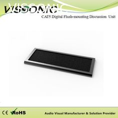 China Flush Mounting Wireless Speaker Unit Conference System For Meeting Room supplier
