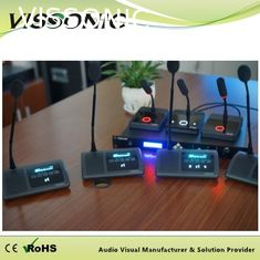 China VISSONIC 5G Wi-Fi Wireless Microphone Conference Table Microphone supplier