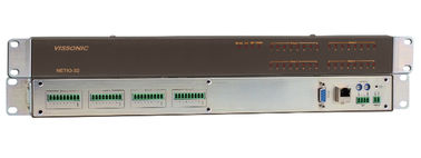 China 12V DC Programmable Central Controller 32 Channel Digital Input / Output IO Device distributor