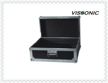 China Wireless Interpretation System Charger Storage Box For Digital Infrared Receiver distributor