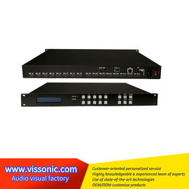 China UHD4Kx2K HDMI 8x8 Seamless Matrix Switcher HDMI Input With IOS App Control factory