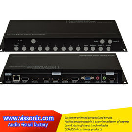 China Digital Audio Video Scaler Switcher VIS-MV71 With Volume Control High Performance factory