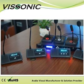 China VISSONIC 5G Wi-Fi Wireless Microphone Conference Table Microphone factory