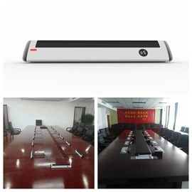 China Modern Array Microphone Digital Microphone Array System Delegate Unit Cat5 Network Conference System distributor